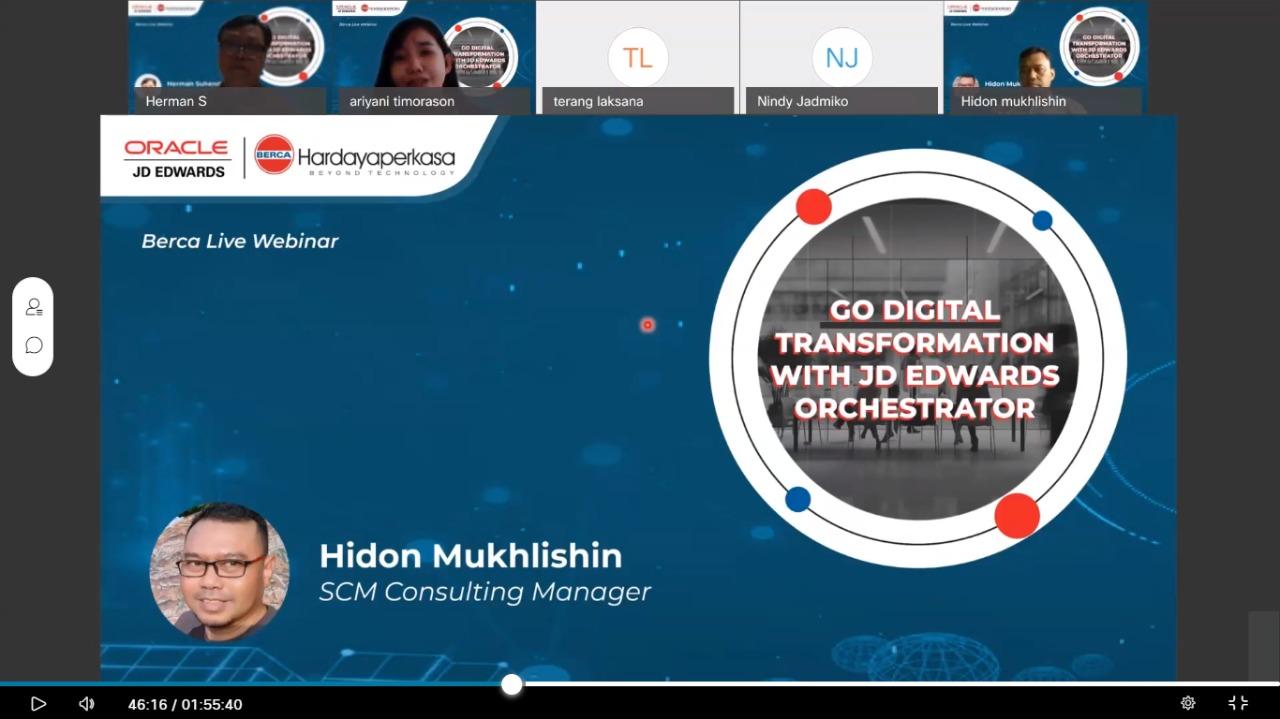 transformasi digital